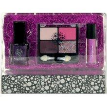 Makeup Trading Schmink Set Glitter Fuchsia...