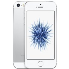 Mobiiltelefon Apple iPhone SE 16GB hõbedane