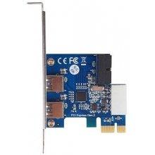 SILVERSTONE SST-EC04-P USB3.0-Controller