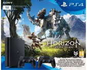 Mängukonsool Sony PS4 Slim 1TB + Horizon...