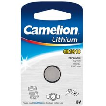 Camelion CR1616-BP1 CR1616, liitium, 1 pc(s)