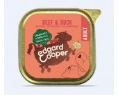 Edgard Cooper Adult, Beef & Duck 150 гр