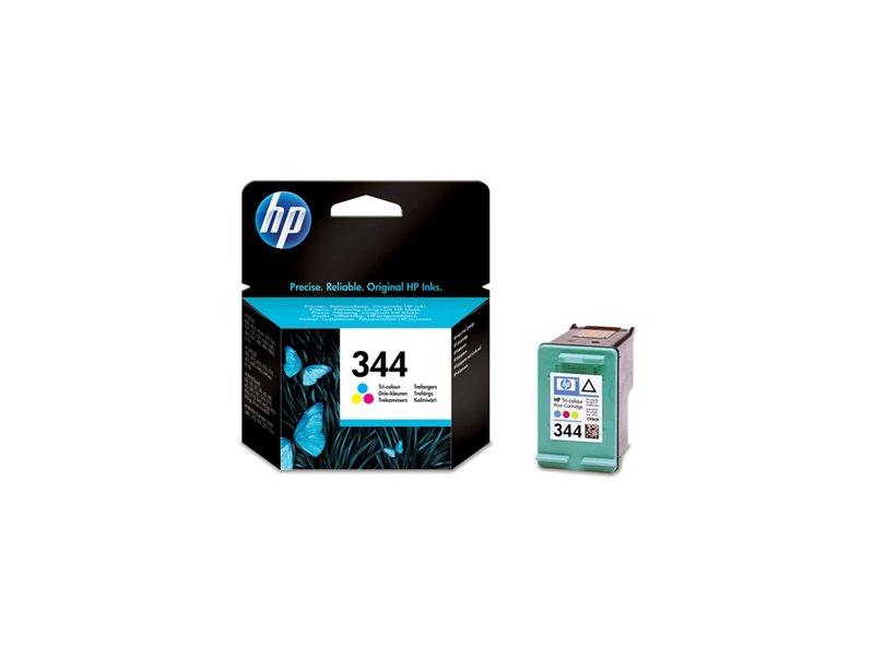 HP 344 Tri Color Inkjet Print