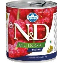 Farmina N&D QUINOA Lamb Digestion konserv...