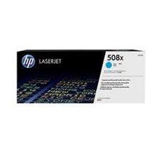 Тонер HP Toner 508X голубой | 9500pgs |...