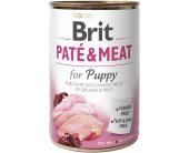 Brit Care PATÉ & MEAT - Chicken & Turkey -...