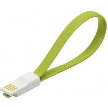 LogiLink USB Kabel A -> micro B St/St...