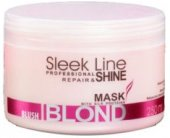 Stapiz Sleek Line Blush Blond Mask 250ml -...