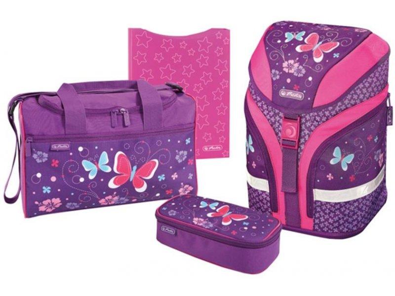 ec73bc148f0 HERLITZ Ranits MOTION PLUS - Purple Butterfly 50013654 - OX.ee