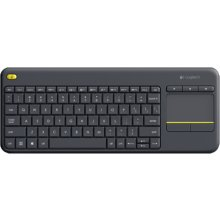 Klaviatuur LOGITECH K400 Plus Wireless...