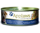 Applaws DOG KONSERV CHICKEN,SALMON&RICE 156G...