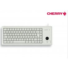 Klaviatuur Cherry Tas G84-4400 mit Trackball...