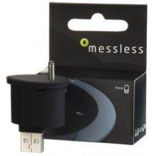 MESSLESS адаптер USB <-> Nokia mini