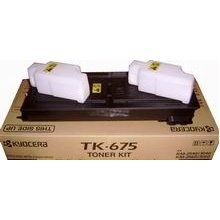 Тонер Kyocera Toner TK 675 | 20000 pages |...
