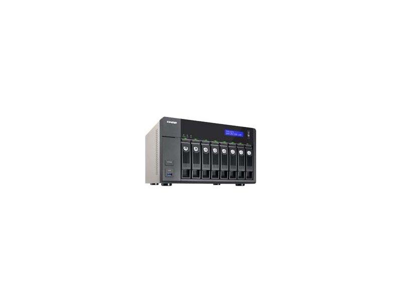 QNAP TVS-871 i7 16GB NAS Desktop 8Bay