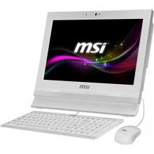 """MSI AP1622ET-W10374G32X10PASXH 15,6"""" C1037..."""