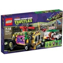 LEGO Turtles Pościg uliczny