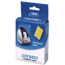 Dymo Removable Multi purpose Labels, Black...