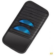 Диски Hama CD-Sonnenblendentasche 10 чёрный