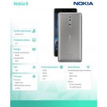 Мобильный телефон NOKIA 8 Dual Sim Steel...
