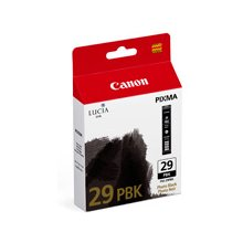 Tooner Canon PGI-29PBK Ink Photo-Black