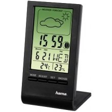 Hama LCD-Thermo- / Hygrometer TH-100