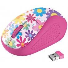 Мышь TRUST USB оптическая WRL PRIMO...