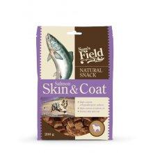 Sam's Field Natural Snack Salmon Skin & Coat...