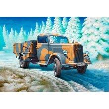 Revell German truck type 2,5-3,2