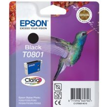 Tooner Epson Set T0801 black | Stylus Photo...