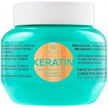 Kallos Keratin Hair Mask, Cosmetic 275ml...