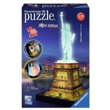 RAVENSBURGER 3D Puzzle Statue of Liberty...