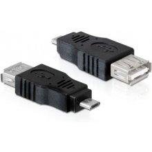Delock USB adapter A -> micro B Bu/St OTG