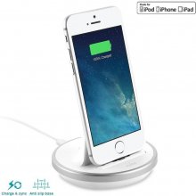 PURO Charge & Sync Desk Holder Apple MFI