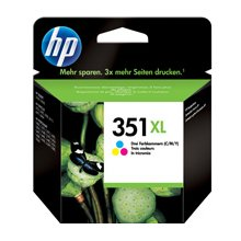 Tooner HP INC. HP 351XL, helesinine...
