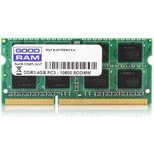 Оперативная память GOODRAM SODIMM DDR3...