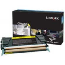 Tooner Lexmark C746A3YG, Laser, Lexmark C...
