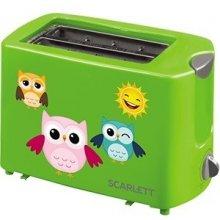 Scarlett Toaster SC - TM11011 roheline...