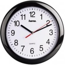 Hama PP-250 Quarz-Wanduhr must