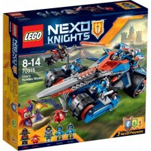 LEGO ® Nexo Knights 70315 Clays Klingen...
