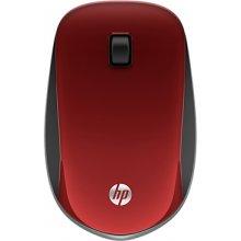 Hiir HP Z4000 juhtmevaba Red Mouse