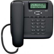 Телефон Gigaset DA610 чёрный