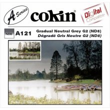 COKIN Filter A121 Gradual hall 2 ND 8