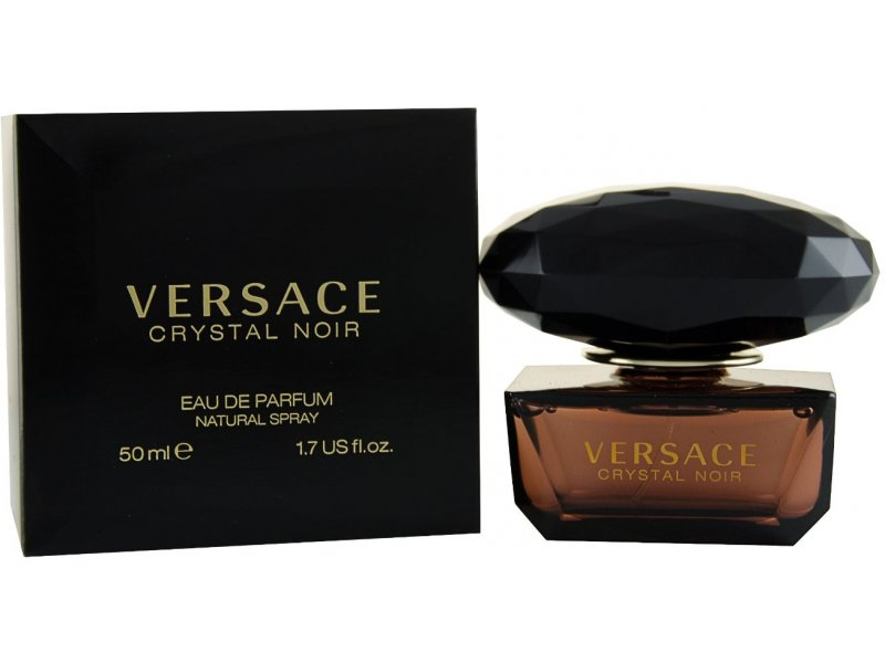 Noir Crystal Noir Versace Versace Edp Crystal 50ml 50ml Crystal Versace Edp Noir v8nOy0wmN