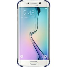 Samsung Clear Cover Cover, Plastic, Blue...
