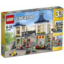 LEGO Creator 31036 Toy & Grocery Shop
