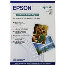 Epson Archival Matte Paper A3+ 50 Sheet...