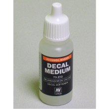 Vallejo Decal Medium 17 ml