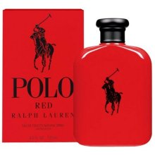Ralph Lauren Polo punane, EDT 125ml...
