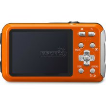 Фотоаппарат PANASONIC DMC-FT30 оранжевый